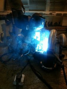 marine welding