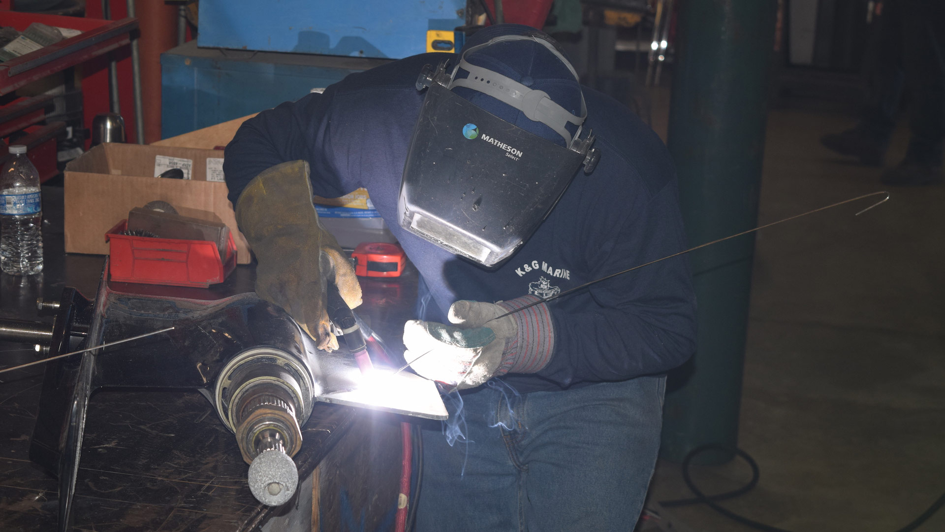 whats the difference in mig and tig welding